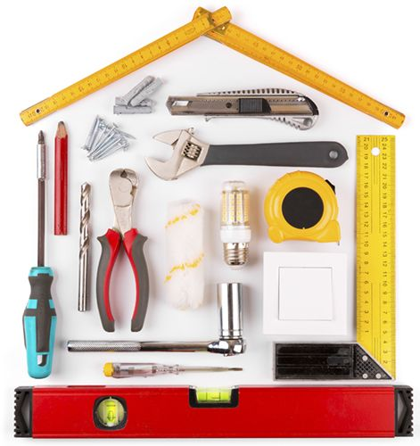 tools for maintaining your new Breland Home